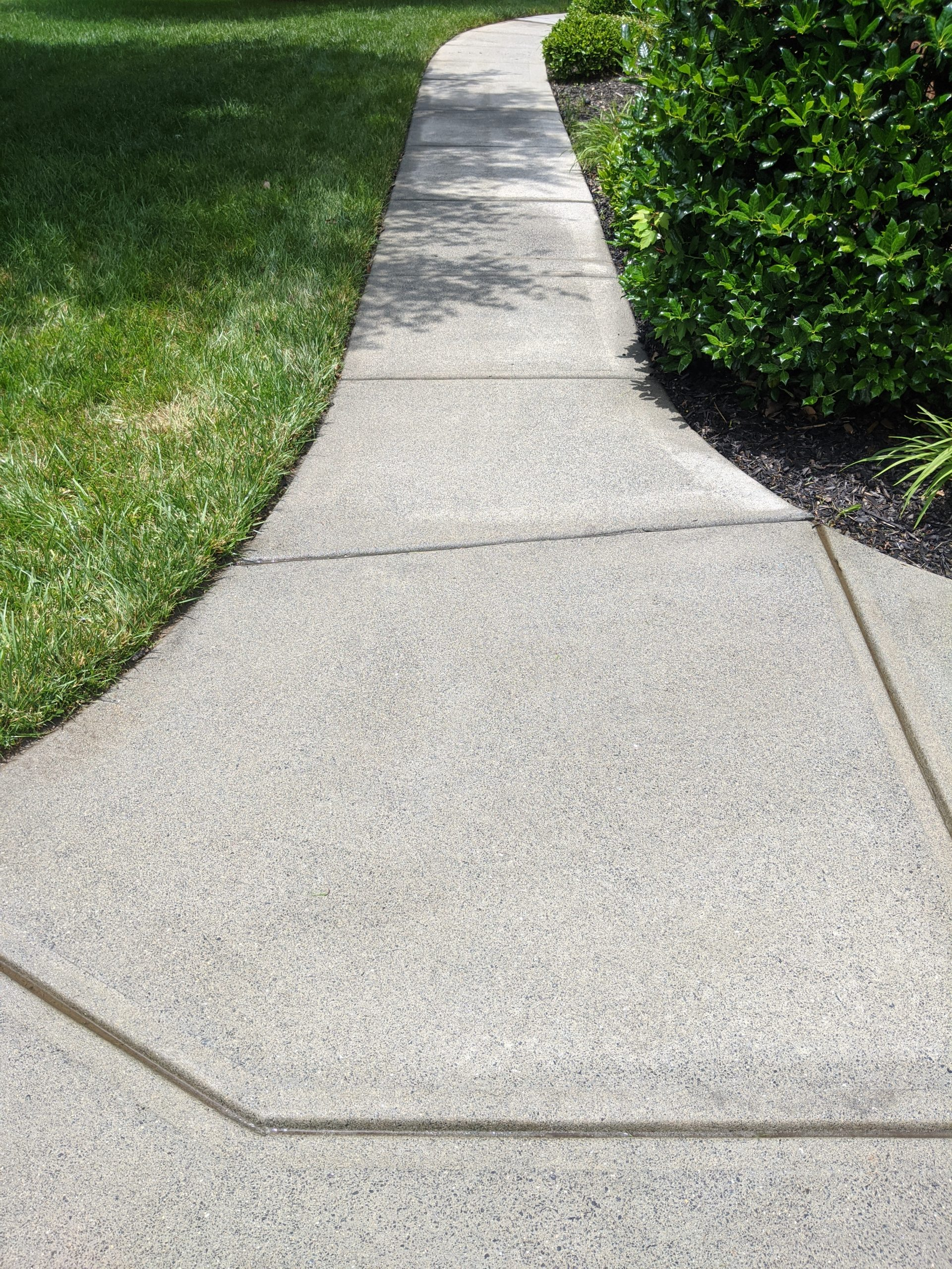 Indian Land Driveway Cleaning