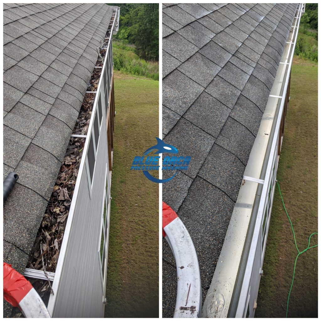 Gutter Cleaning Waxhaw NC
